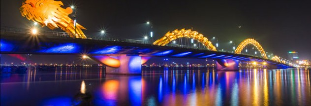 Photo by http://www.mnn.com/lifestyle/eco-tourism/stories/vietnams-fire-breathing-dragon-bridge-will-make-you-do-a-double-take