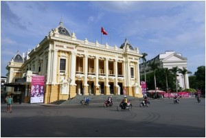 Image by: http://www.hanoioperahouse.org.vn/